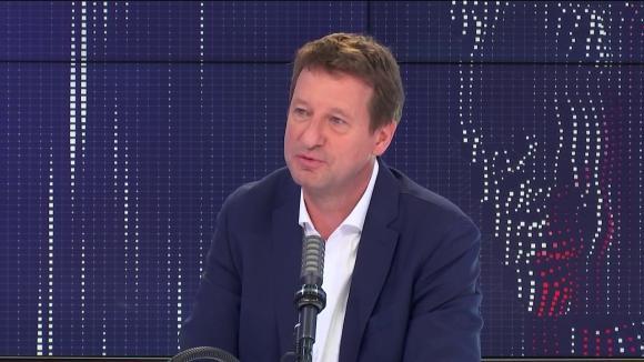 Yannick Jadot, eurodéputé EELV, était l'invité de franceinfo vendredi 11 juin 2021.