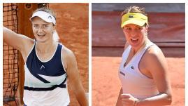 Image de couverture - Prodige, championne de double... Six choses à savoir sur Pavlyuchenkova et Krejcíkova, les deux finalistes inattendues de Roland-Garros