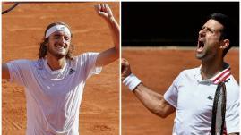 Image de couverture - Roland-Garros 2021 : physique, gestion émotionnelle... La finale Tsitsipas-Djokovic décortiquée par Julien Benneteau