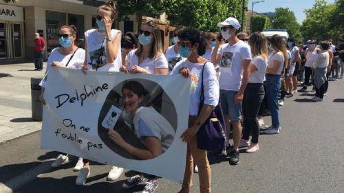 Six mois après la disparition de Delphine Jubillar, une marche silencieuse pour