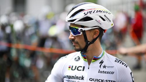 Image de couverture - Tour de Suisse : Julian Alaphilippe se retirera après l'étape de samedi pour assister à la naissance de son fils