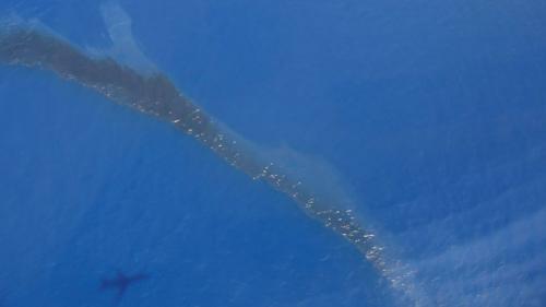 Pollution au large de la Corse : ce que l'on sait de la nappe d'hydrocarbures qui dérive près de la côte est de l'île