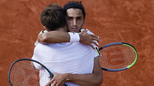 Image de couverture - Roland-Garros 2021 : la paire Mahut-Herbert sauve le terne bilan des Bleus