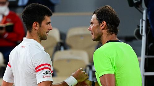 Image de couverture - Roland Garros 2021 : quand le monde du tennis s'ébahit devant la demi-finale Djokovic-Nadal