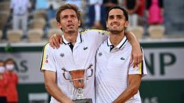 Image de couverture - Roland-Garros 2021 : Pierre-Hugues Herbert et Nicolas Mahut remportent le tournoi de double pour la deuxième fois