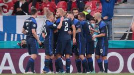 Image de couverture - Euro 2021 : la Finlande crée la surprise et s'impose face au Danemark dans un match marqué par le malaise d'Eriksen