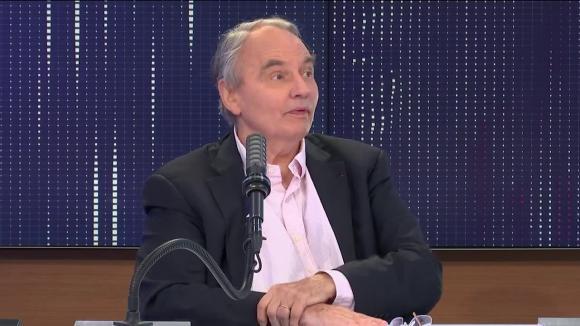"""Le députéMoDem des Hauts-de-Seine Jean-Louis Bourlangesétait l'invité du """"8h30 franceinfo"""", samedi 12 juin 2021."""