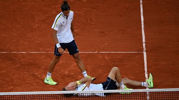 Image de couverture - VIDEO. Roland-Garros 2021 : Revivez les meilleurs moments du sacre de Mahut et Herbert en double
