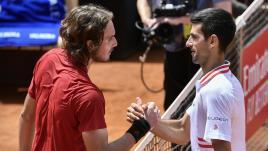 Image de couverture - Roland-Garros 2021 : Djokovic-Tsitsipas, l'opposition en chiffres