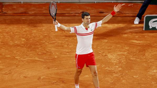 Image de couverture - Roland-Garros : une victoire historique pour Novak Djokovic