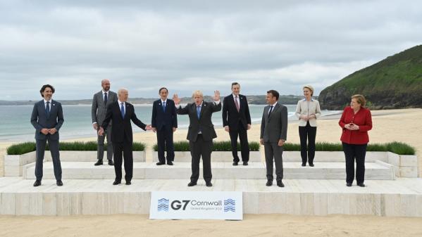 G7 : les enjeux climatiques au programme du dernier jour de réunion