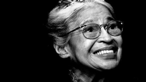 Image de couverture - Les battantes : Rosa Parks, figure de la lutte contre le racisme et l'injustice