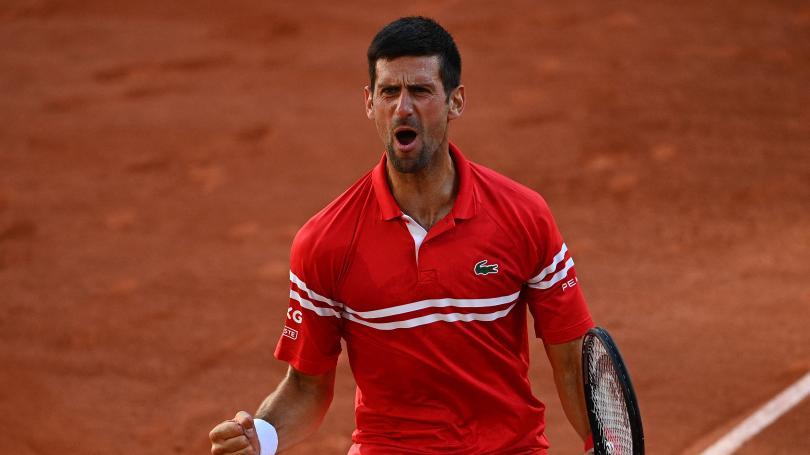 Image de couverture - VIDÉO. Roland-Garros 2021 : revivez les meilleurs moments de la finale entre Novak Djokovic et Stefanos Tsitsipas