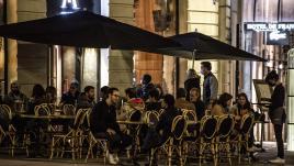 """Image de couverture - Match France-Allemagne : le couvre-feu reste fixé à 23h, Gérald Darmanin demande une """"mansuétude particulière"""" dans les contrôles"""