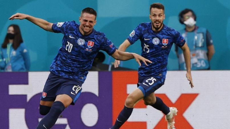 Image de couverture - DIRECT. Euro 2021 : la Slovaquie surprend la Pologne, suivez le match