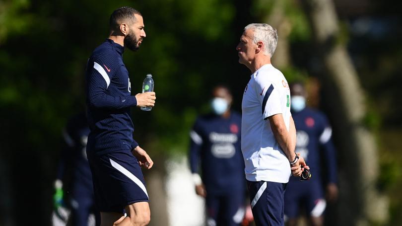 Image de couverture - Euro 2021 : alchimie, adaptation et complexe de supériorité... Les trois défis de l'équipe de France