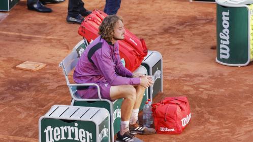 Image de couverture - Roland-Garros 2021 : Stefanos Tsitsipas a appris la mort de sa grand-mère juste avant la finale