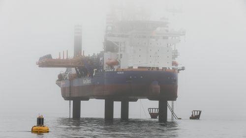 Pollution maritime. Une nappe d'huile de 16km de long rejetée près du futur parc éolien de Saint-Brieuc