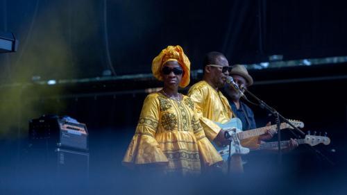 À Toulouse, Amadou et Mariam ouvrent en beauté le festival Rio Loco aux couleurs de l'Afrique