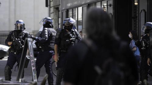 """VRAI OU FAKE. """"Marches des libertés"""": des manifestants ont-ils été """"nassés"""" illégalement par les forces de l'ordre à Nantes?"""