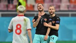 Image de couverture - Euro 2021 : après son insulte contre un joueur de la Macédoine du Nord, l'Autrichien Arnautović est suspendu un match
