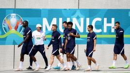 Image de couverture - Euro 2021 : pour les Bleus, l'humeur est au beau fixe après la victoire face aux Allemands