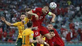 Image de couverture - Euro 2021 : la Turquie dos au mur après sa défaite contre le pays de Galles