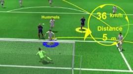 VIDÉO. France-Allemagne : revivez le but contre son camp en 3D de Mats Hummels analysé par Éric Roy