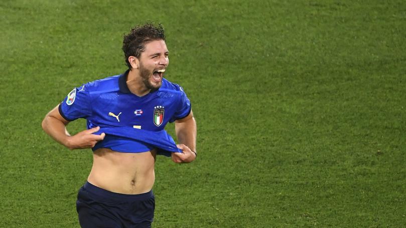Image de couverture - Euro 2021 : l'Italie surclasse la Suisse et obtient son billet pour les huitièmes de finale