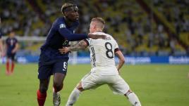 Image de couverture - Euro 2021 : les quatre chiffres qui expliquent la victoire de la France sur l'Allemagne