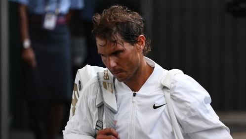 Image de couverture - Tennis : Rafael Nadal déclare forfait pour Wimbledon et les Jeux olympiques