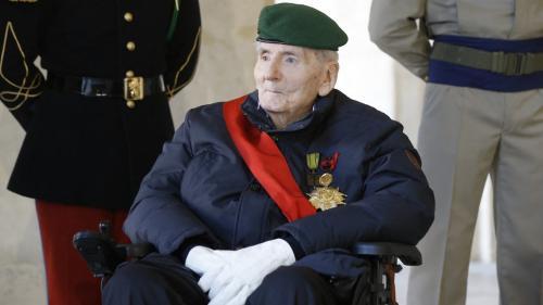 Image de couverture - Appel du 18 juin : Hubert Germain, le dernier survivant des Compagnons de la Libération