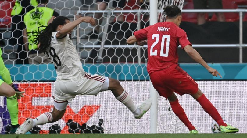 Image de couverture - DIRECT. Euro 2021 : contre le cours du jeu, la Belgique égalise contre le Danemark, suivez le match