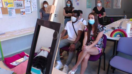 À Briey, en Lorraine, la mission locale propose aux jeunes des ateliers pour reprendre confiance en soi afin de trouver un travail. #IlsOntLaSolution