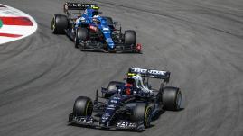 Image de couverture - GP de France : Pierre Gasly-Esteban Ocon, une course dans la course