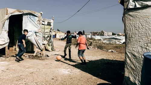 Le nombre de déplacés dans le monde a doublé en dix ans, selon l'ONU