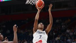 Image de couverture - EuroBasket féminin : revivez le succès des Bleues face à la République tchèque