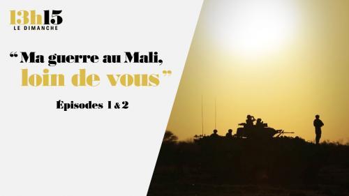 """Cette série inédite en quatre épisodes du magazine """"13h15le dimanche"""" propose un document rare sur l'armée française, à l'heure où le président de la République Emmanuel Macron annonce la fin de l'opération Barkhane, qui a déployé au Sahel plus de 5000 militaires dans la région dite """"des trois frontières"""": Mali, Burkina Faso et Niger. Immersion."""