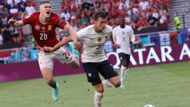 Image de couverture - Euro 2021 : Mbappé en détonateur, Pavard submergé... Les notes de Hongrie-France