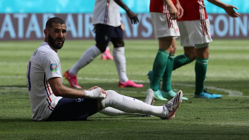Image de couverture - Euro 2021 : Karim Benzema, une attente de plus en plus pesante
