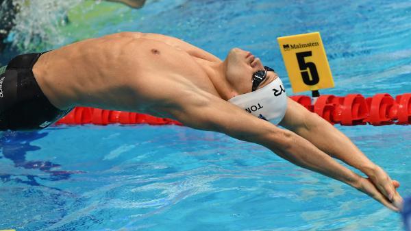 Image de couverture - Championnats de France de natation : Charlotte Bonnet décroche sa place pour les JO, Mewen Tomac fera le doublé 100 m-200 m sur dos à Tokyo