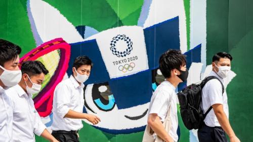 Image de couverture - JO 2021 : Tokyo supprime les fan zones prévues pour suivre les compétitions