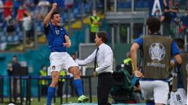 Image de couverture - Euro 2021 : l'Italie trace sa route vers les huitièmes, le pays de Galles qualifié malgré sa défaite