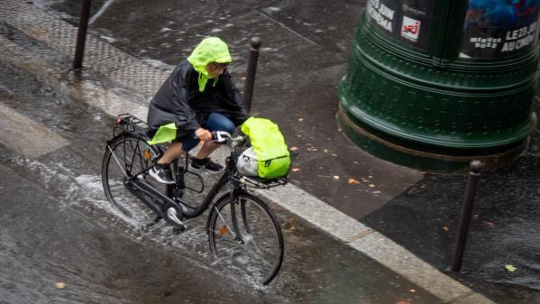 Orages : neuf départements toujours en vigilance orange, selon Météo France