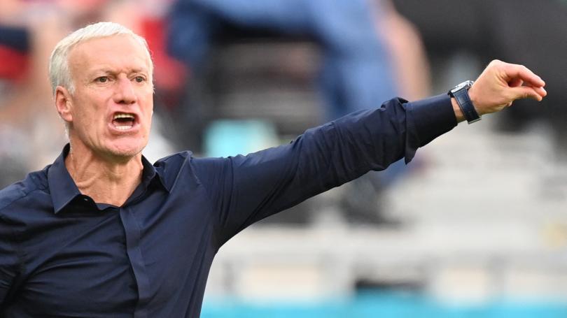 Image de couverture - DIRECT. Euro 2021 : suivez la conférence de presse des Bleus au lendemain du match nul contre la Hongrie, à partir de 12 heures