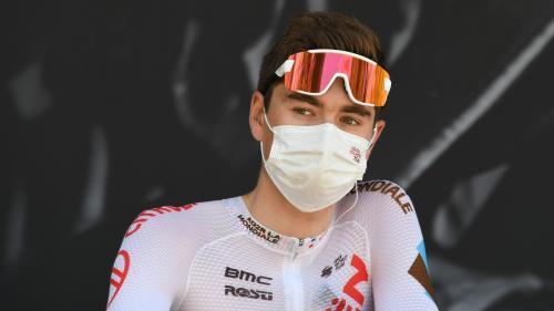 """Image de couverture - Aurélien Paret-Peintre : """"Il y a des jeunes coureurs français capables de prendre la relève de Romain Bardet et Thibaut Pinot sur le Tour de France"""""""