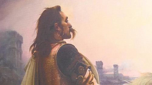 Image de couverture - Vercingétorix portait-il la moustache ? Réponse dans la nouvelle exposition du musée de Gergovie en Auvergne