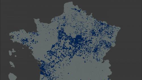 INFOGRAPHIES. Elections régionales : visualisez le recul du Rassemblement national sur l'ensemble du territoire
