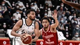 Image de couverture - Basket : des playoffs de Jeep Élite sous tension