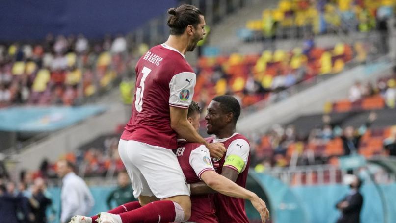 Image de couverture - Euro 2021 : l'Autriche rejoint les Pays-Bas parmi les qualifiés du groupe C